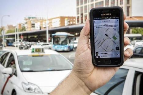 Uber: Una compañía que ya vale 13.200 millones | taxi fleet | Scoop.it