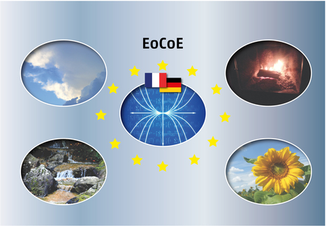 Energy-Oriented Centre of Excellence EoCoE Launched | biogas, wind, renewables | Scoop.it