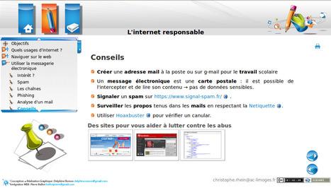 L'internet responsable | TICE, Web 2.0, logiciels libres | Scoop.it