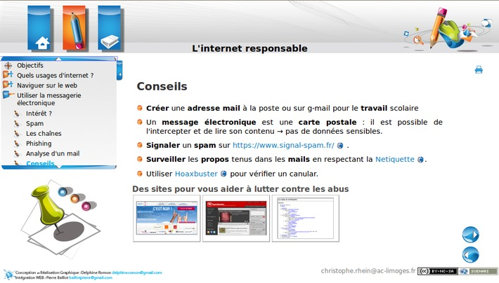 L'internet responsable | TIC et TICE mais... en français | Scoop.it
