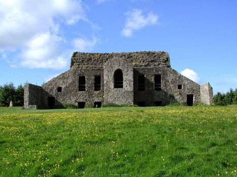 Hardcore Paranormal - Articles on Paranormal Locations. Ghost Hunting Tips And Equipment.: Hell Fire Club on Montpelier Hill, Ireland – Haunted | Haunted Ireland | Scoop.it