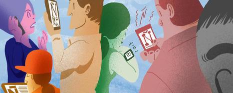 ¿Cómo el español se convirtió en el segundo idioma más utilizado en Facebook y Twitter? | Todoele - ELE en los medios de comunicación | Scoop.it