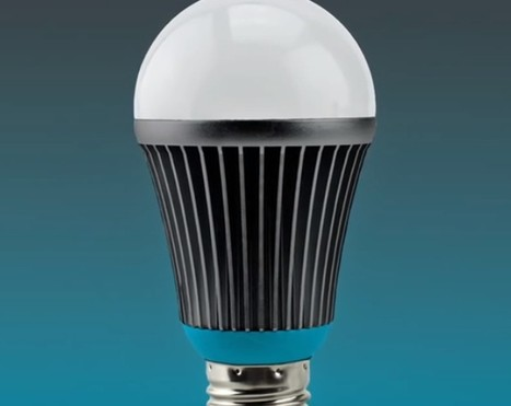 Cette ampoule LED s'ajustera automatiquement pour vous aider à mieux dormir | Immobilier | Scoop.it
