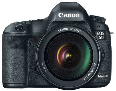 Canon EOS 5D Mark III review | Cameralabs | Gadget Lust | Scoop.it