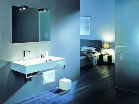 Salles de bains : les projets hôteliers donnent la tendance | Conseil construction de maison | Scoop.it