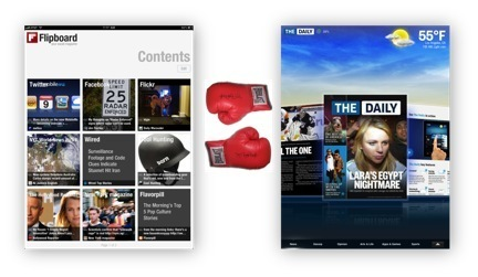 The Future of News: Flipboard vs. The Daily | Brand & Content Curation | Scoop.it