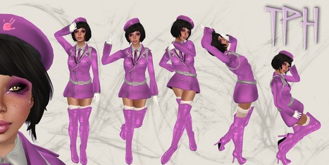 Brigadoon Station: The Rising of the Pink Septemberists | Second Life Privacy | Scoop.it