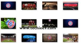 Bayern Munchen Fc 2013 Theme / Themepack for Windows 7 ... | Blogger themes | Scoop.it