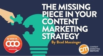 Data: The Missing Piece in Your Content Marketing Strategy | Social Media in Manufacturing Today | Scoop.it