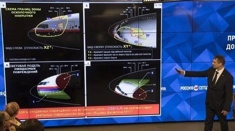 Rusia niega las acusaciones de la comisión internacional sobre el derribo del Boeing malasio | NOTICIAS CIENCIAS SOCIALES NSD | Scoop.it