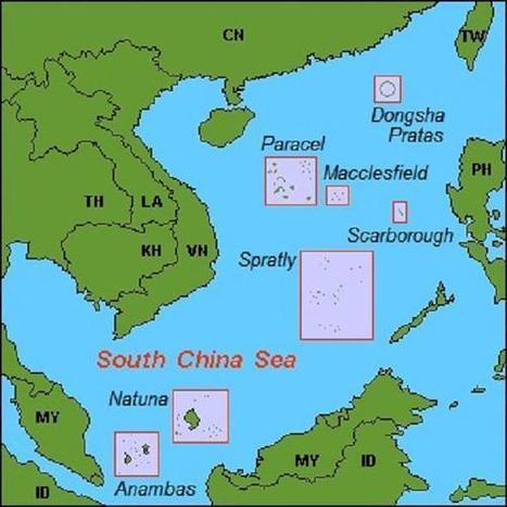 Pékin annonce des exercices navals avant une décision sur un différend territorial avec Manille   Géopoli   Scoop.it