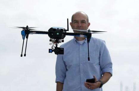 Behind The Crash Of 3D Robotics, North America's Most Promising Drone Company | drones | Scoop.it