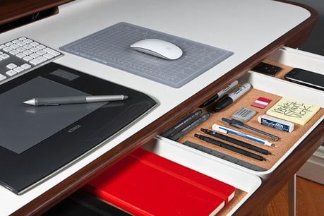 Best of 2011 on Desk Organization | Home & Office Organization | Scoop.it
