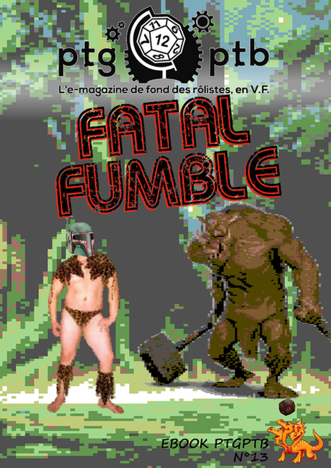 Ebook 13 : Fatal Fumble | Jeux de Rôle | Scoop.it