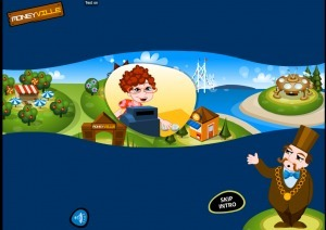 Moneyville: Economics and money virtual world for elementary students | EDUcational Chatter | Scoop.it