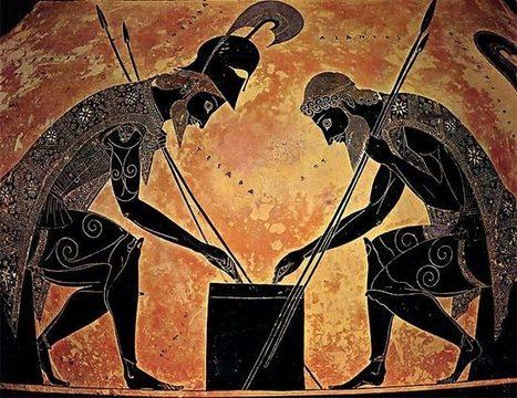 Le contentieux entre Ulysse et Palamède | Griego clásico | Scoop.it