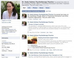 Ethics, Social Media, Therapists | Ethics & Social Media for Therapists | Scoop.it