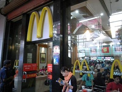 McDonald's Opens Its First All-Vegetarian Restaurants in India ... | Whats going on! | Scoop.it