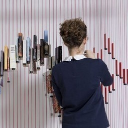 Bloom bookcase by Raw Edges | Good Design Collection | Scoop.it