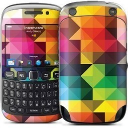 Skin Intermezzo - Skins BlackBerry Curve 9320 - Skins High-Tech | stickers autocollants décoratifs | Scoop.it