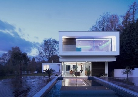 White Lodge by Dyer Grimes Architects | Inspired By Design | Scoop.it