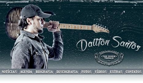 Mind Control – Disponibilizada faixa promocional do novo álbum || DALLTON SANTOS || Official Website | Beautiful Guitar Solo Song | Scoop.it