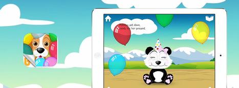 Designing Interactive Digital Publications for iPad: Georgie & the Birthday Girl App | Aquafadas - Blog | Presse Mobile et Livres Numériques | Scoop.it
