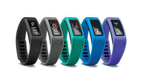 Garmin Releases Vivofit Fitness Band To Take on Fitbit, Nike, and Jawbone | Fitness Tracking Devices | Scoop.it