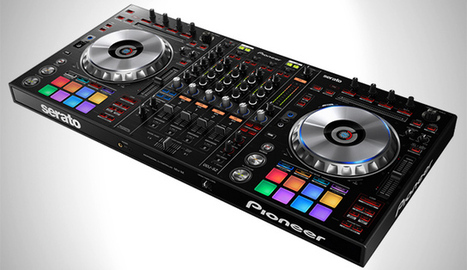 Pioneer DDJ-SZ Serato DJ Controller Deep Dive | DJing | Scoop.it