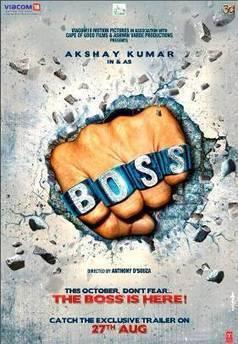 Akshay Kumar's Naam Hai Boss 2013 Hindi Movie First Look Poster   Movie Vook   Online Music   Scoop.it