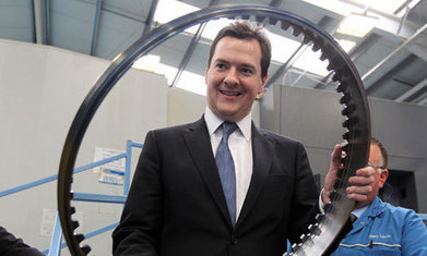 George Osborne to extend funding for lending scheme to small businesses | KES Stratford Year 13 Macroeconomics | Scoop.it