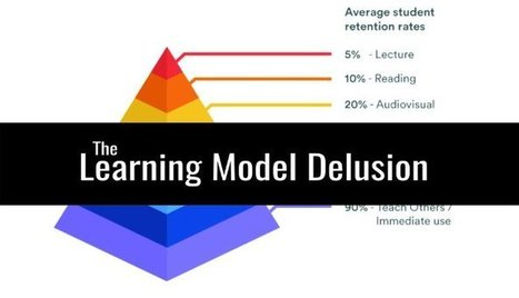 The Learning Model Delusion | Business Coaching | Scoop.it