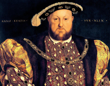 Brexit Lessons From Henry VIII, Or, A Tale of Two Divorces@offshore stockbrokers | Investors Europe, Gibraltar | Scoop.it