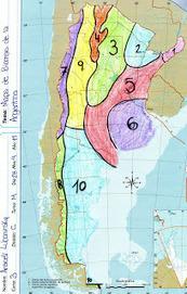 GeografíaArg: Mapa de Biomas de la Rep. Argentina   Una Geografía a tu alcance   Scoop.it