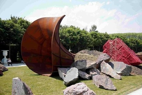Anish Kapoor: Dirty Corner | Art Installations, Sculpture, Contemporary Art | Scoop.it