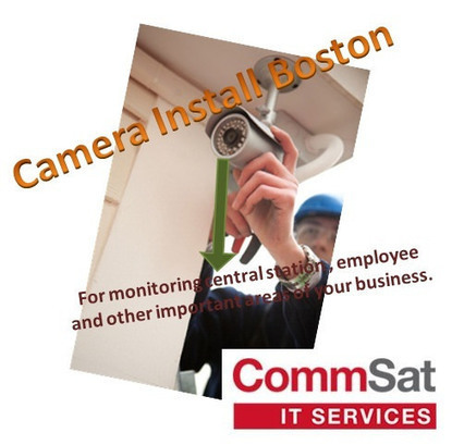 Boston - Central Station Monitoring Camera Install | Services & Products News | Scoop.it