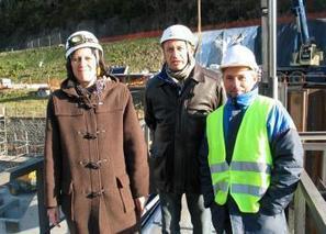 EDF investit au barrage d'Arreau - La Dépêche | Vallée d'Aure - Pyrénées | Scoop.it