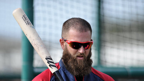 Daily Red Sox Links: Mike Napoli, Grady Sizemore, Jon Lester ... | Baseball | Scoop.it