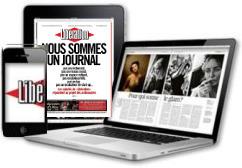 Le numérique ne sauvera pas Libération, mais le papier peut-être... | DocPresseESJ | Scoop.it