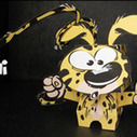 Paper Toys Art : le site qui va sauver le mercredi | paper-toy | Scoop.it
