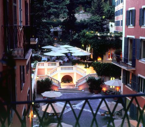 Vijf hotels om bij weg te dromen | Italy Traveller | Scoop.it
