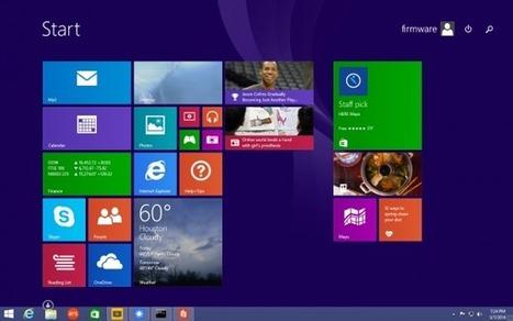 Microsoft : une Update 1 de Windows 8.1 pour les souris et les claviers | Seniors | Scoop.it