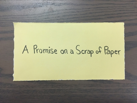 A Promise on a Scrap of Paper | JavaScript for Line of Business Applications | Scoop.it