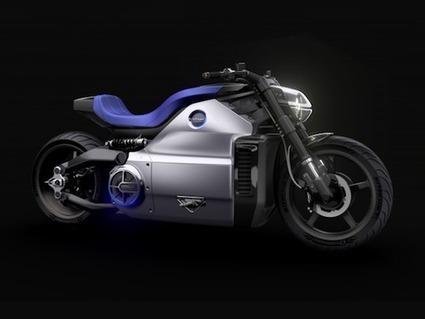 Voxan Wattman: la moto électrique française | Actus Motos et 2 roues | Scoop.it