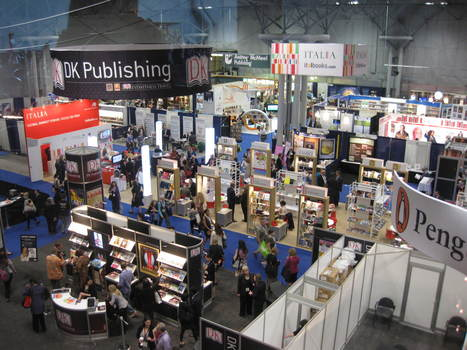 Book Expo America Partners with ALA | Pobre Gutenberg | Scoop.it