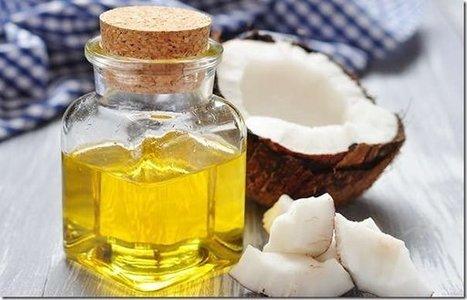 Aceite De Coco.. Una Opción Saludable Para Las Tiroides - TUSALUDESVIDA   TU SALUD ES VIDA   Scoop.it