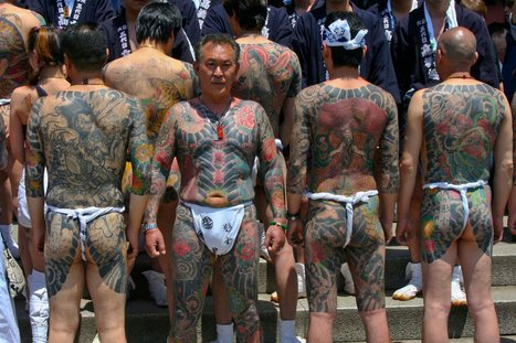 Where Have Japan's Yakuza Gone? | Stretching our comfort zone | Scoop.it