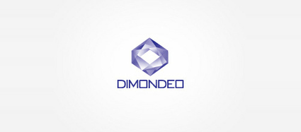 20 Elegant Diamond Logo Designs | Multimedia design | Scoop.it