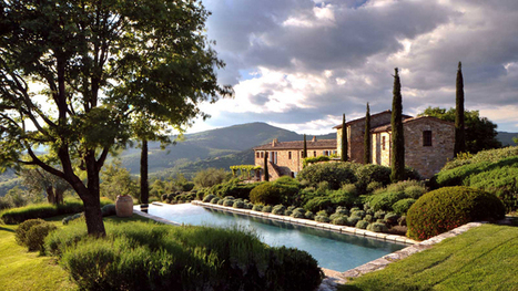 Castello di Reschio | Design Stories | Scoop.it