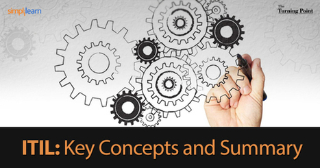 ITIL: Key Concepts and Summary - A Simplilearn Blog | Service Delivery | Scoop.it